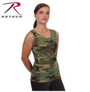 44590_Rothco Womens Camo Stretch Tank Top-Rothco
