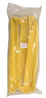 Rothco Plastic Tent Stakes-
