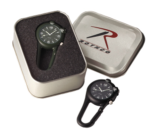 Rothco Clip Watch w/ LED Light-