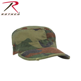 Rothco Vintage Camo Fatigue Caps-