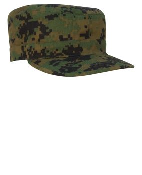 Rothco Camo Fatigue Caps-Rothco