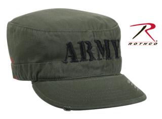 Rothco Army Vintage Fatigue Cap-Rothco