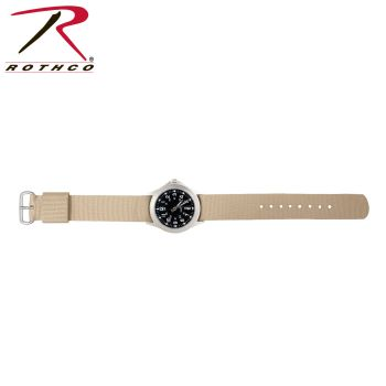 Rothco Military Style Quartz Watch-