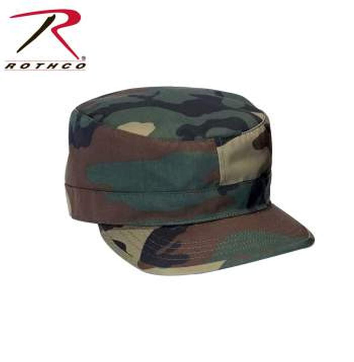 d87ae2adef3 Buy Rothco Adjustable Camo Fatigue Cap - Rothco Online at Best price ...