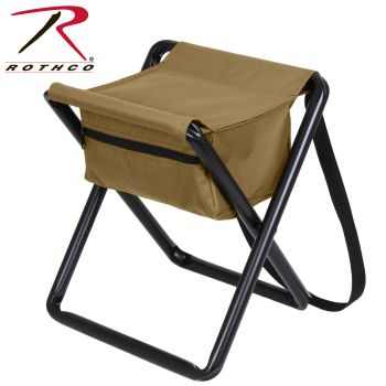 Rothco Deluxe Stool With Pouch-
