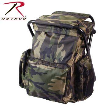 4548_Rothco Backpack and Stool Combo Pack-Rothco