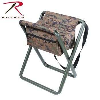 Rothco Deluxe Stool With Pouch-Rothco