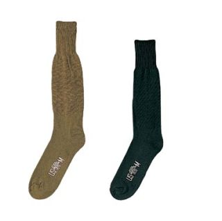 Rothco G.I. Type Cushion Sole Socks-Rothco