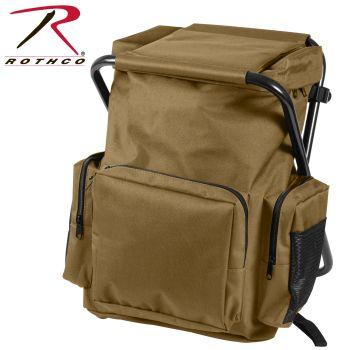 Rothco Backpack and Stool Combo Pack-