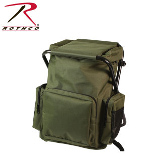 Rothco Backpack and Stool Combo Pack-Rothco