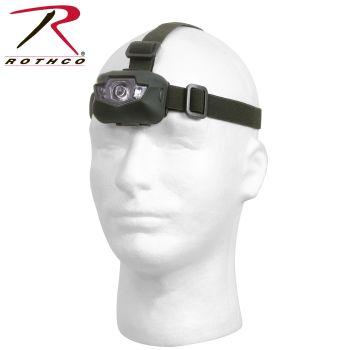 Rothco 5 Bulb LED Headlamp-Rothco
