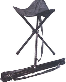 Rothco Collapsible Stool With Carry Strap-