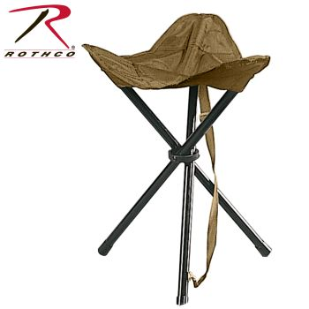 Rothco Collapsible Stool With Carry Strap-Rothco