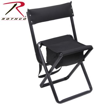 4608_Rothco Deluxe Folding Stool With Pouch-