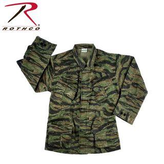 Rothco Vintage Vietnam Fatigue Shirt Rip-Stop-