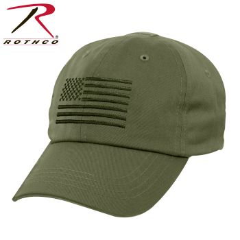 4633_Rothco Tactical Operator Cap With US Flag-