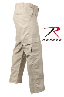 Rothco Khaki R/S Tactical Duty Pants