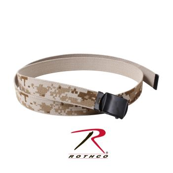 Rothco Camo Reversible Web Belt-