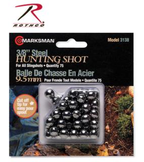 Marksman 3/8 Steel Shot-