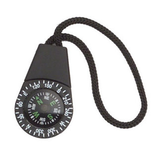 Rothco Zipper Pull Compass-
