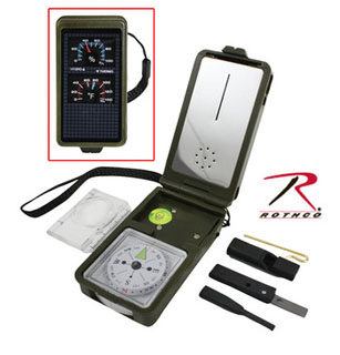 Rothco Multi-Function Compass Kit-