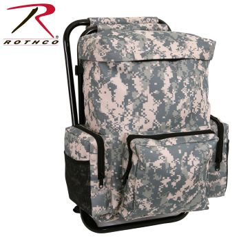 Rothco Backpack and Stool Combo Pack-Rothco