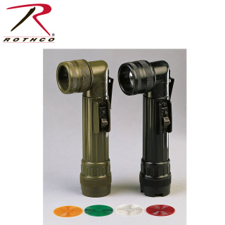 Rothco Army Style C-Cell Flashlights-