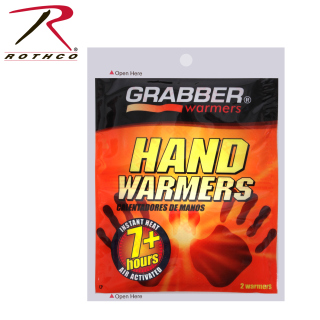 Grabber Hand Warmers-Rothco