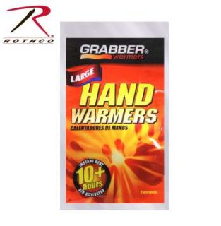 Grabber Large Hand Warmers-Rothco
