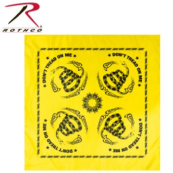 Rothco Dont Tread On Me Bandana-