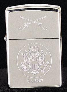 Zippo U.S. Army Lighter-