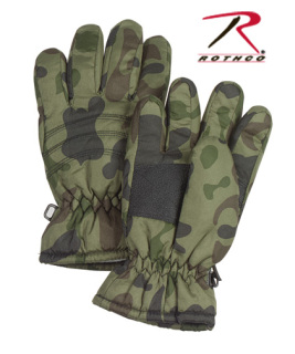 Rothco Kids Camo Thermoblock Insulated Gloves-