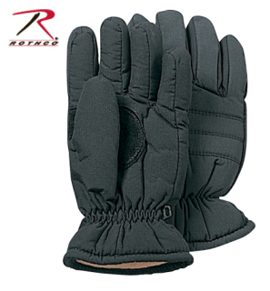 Black Thermoblock™ Insulated Hunting Gloves