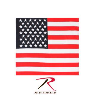 Rothco U.S. Flag Bandana-Rothco