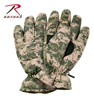 ACU Digital Insulated Hunting Gloves