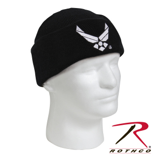 Rothco Embroidered Watch Cap - Air Force Wing