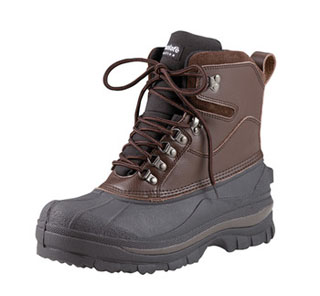 "Rothco Cold Weather Hiking Boot / 8"" - Brown"