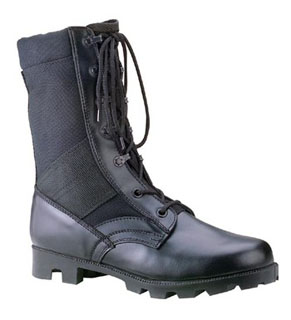 Rothco Black G.I. Type Speedlace Jungle Boot-