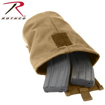 Rothco MOLLE Roll-Up Utility Dump Pouch-