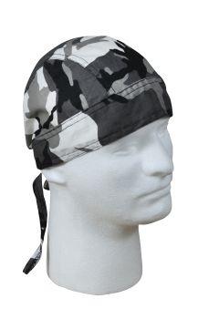 Rothco Camo Headwrap-Rothco