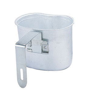 Rothco Aluminum Canteen Cup-Rothco