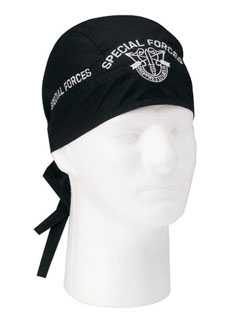 ''special Forces'' Headwrap