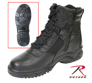 Rothco 6 Inch Blood Pathogen Resistant & Waterproof Tactical Boot-Rothco