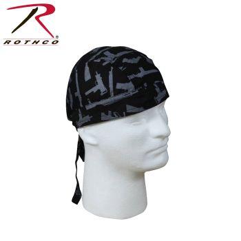 Rothco Gun Pattern Headwrap-Rothco