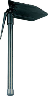 Rothco Heavy Weight Steel Handle Folding Pick & Shovel-