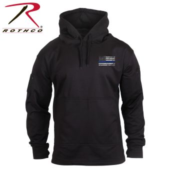 Rothco Thin Blue Line Concealed Carry Hoodie-