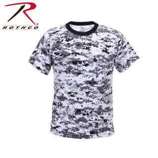 Rothco Digital Camo T-Shirt-