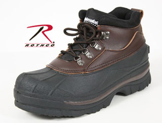 "Rothco 5"" Cold Weather Hiking Boot-"