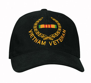 Rothco Vietnam Veteran Supreme Low Profile Insignia Cap-