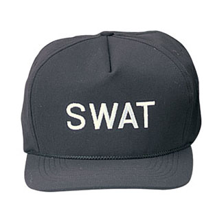 Rothco SWAT Law Enforcement Adjustable Insignia Caps-